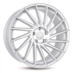 KT17 Silver Front Polish 8.5x19
