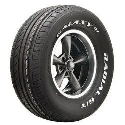 Galaxy R1 Radial G/T white letters 235/60-14 H